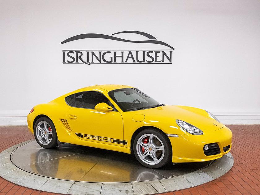 2011 Porsche Cayman S:21 car images available