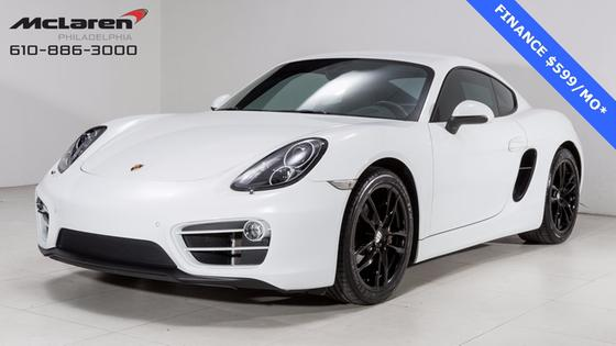 2014 Porsche Cayman V6:21 car images available