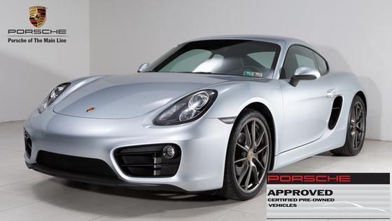 2015 Porsche Cayman V6:21 car images available