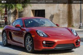 2014 Porsche Cayman V6:24 car images available