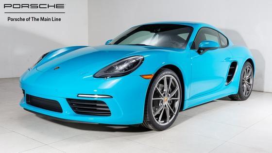 2019 Porsche Cayman V6:21 car images available