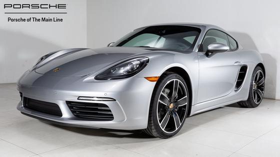 2019 Porsche Cayman V6:23 car images available