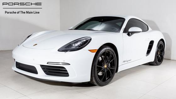2018 Porsche Cayman V6:20 car images available