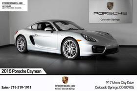 2015 Porsche Cayman V6:23 car images available