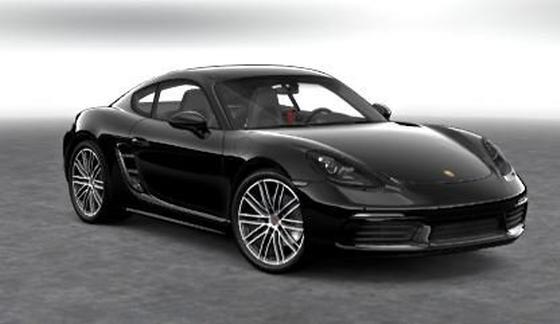 2019 Porsche Cayman V6:3 car images available