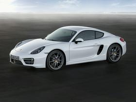 2016 Porsche Cayman V6 : Car has generic photo