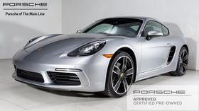 2019 Porsche Cayman V6:20 car images available