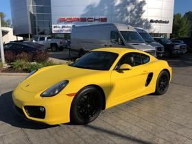 2016 Porsche Cayman V6:20 car images available