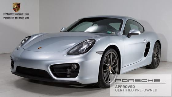 2015 Porsche Cayman V6:20 car images available