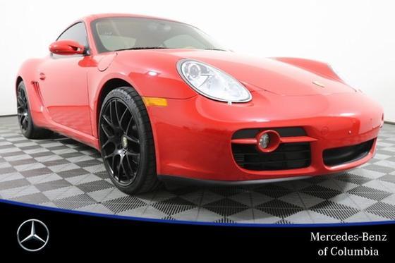 2007 Porsche Cayman V6:24 car images available
