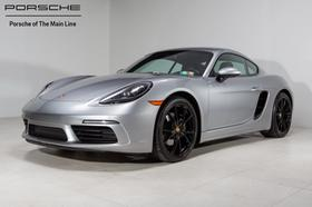 2018 Porsche Cayman V6:21 car images available