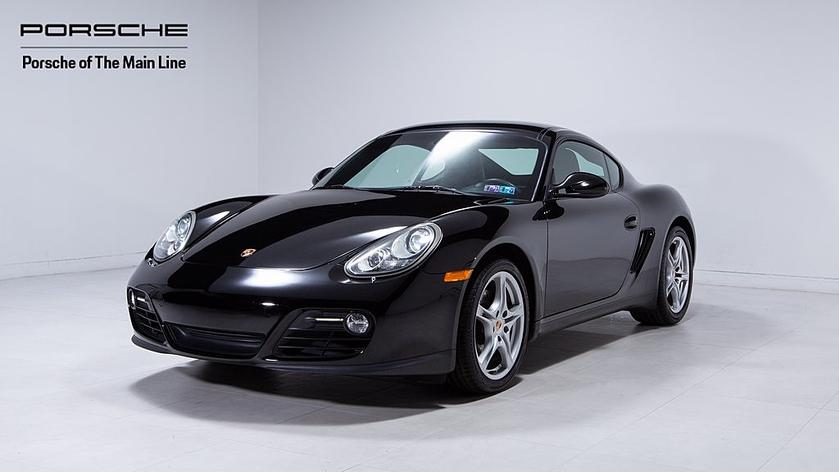 2010 Porsche Cayman V6:21 car images available