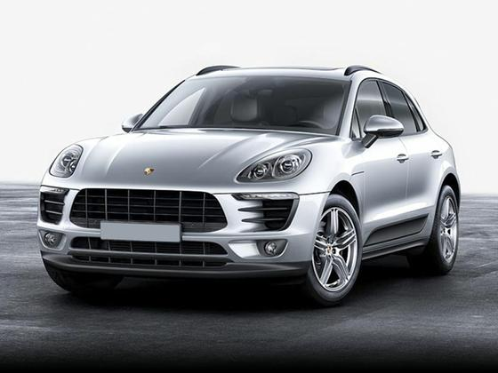 2017 Porsche Macan  : Car has generic photo