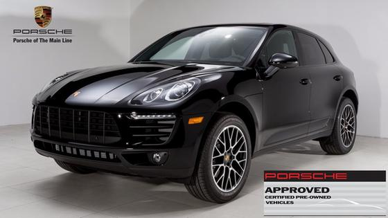 2017 Porsche Macan :24 car images available