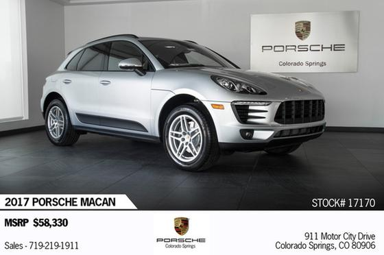 2017 Porsche Macan :16 car images available