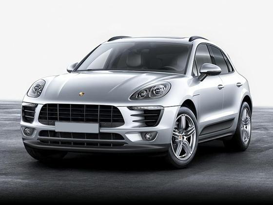 2017 Porsche Macan  : Car has generic photo