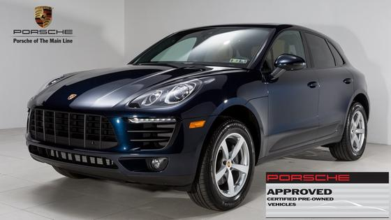 2018 Porsche Macan :23 car images available