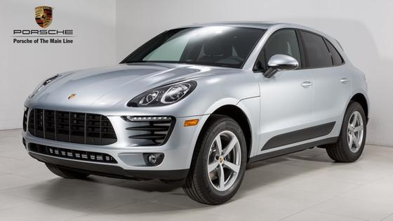 2017 Porsche Macan :23 car images available