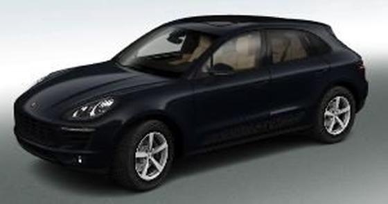 2018 Porsche Macan :2 car images available