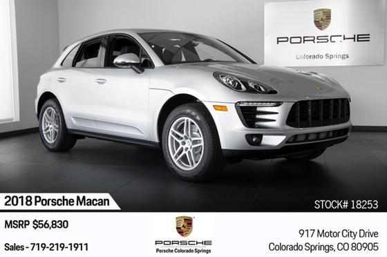 2018 Porsche Macan :24 car images available