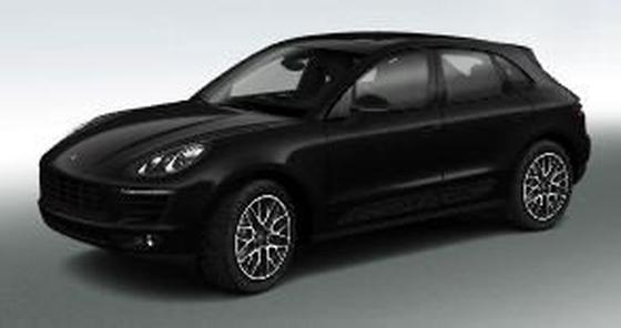 2018 Porsche Macan :2 car images available