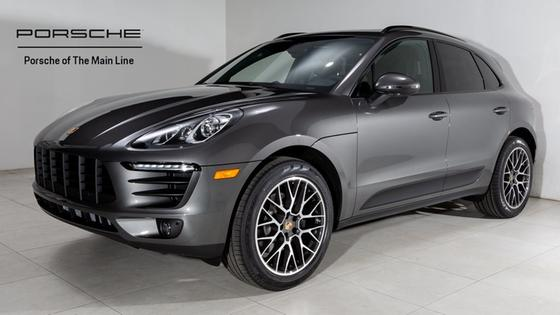 2018 Porsche Macan :19 car images available