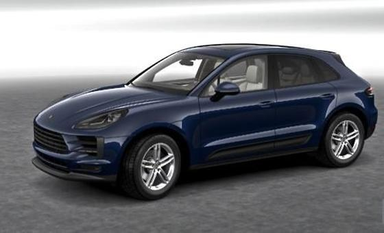 2019 Porsche Macan :2 car images available