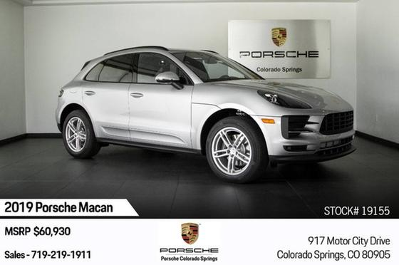 2019 Porsche Macan :18 car images available