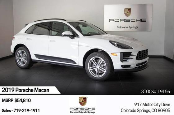 2019 Porsche Macan :19 car images available