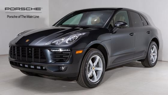 2018 Porsche Macan :18 car images available