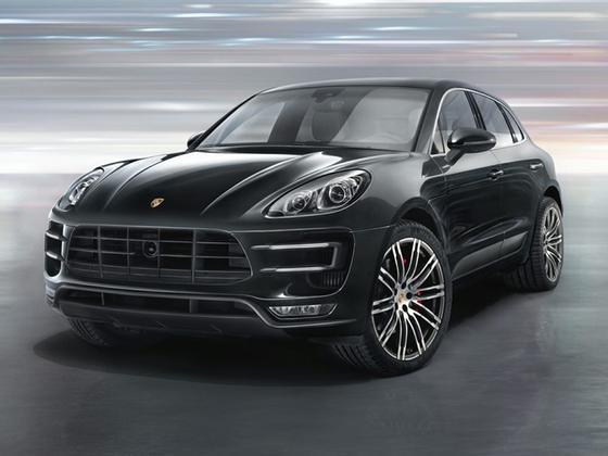 2018 Porsche Macan  : Car has generic photo