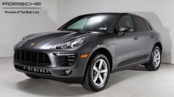 2018 Porsche Macan :22 car images available