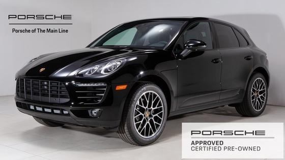 2018 Porsche Macan :22 car images available