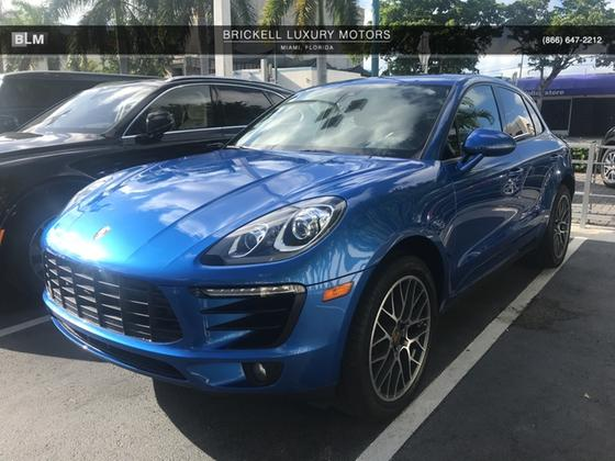 2018 Porsche Macan :9 car images available