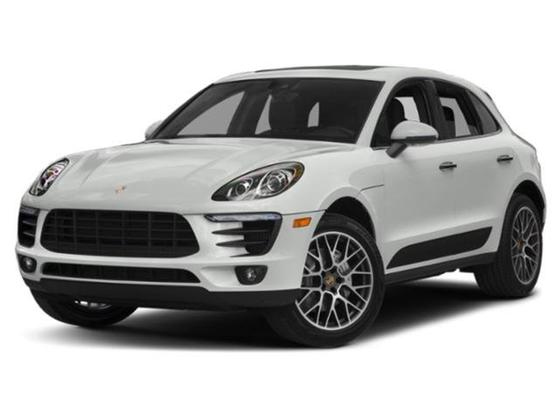 2018 Porsche Macan  : Car has generic photo