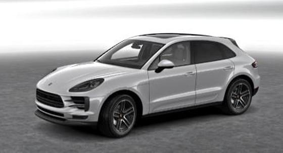 2020 Porsche Macan :3 car images available