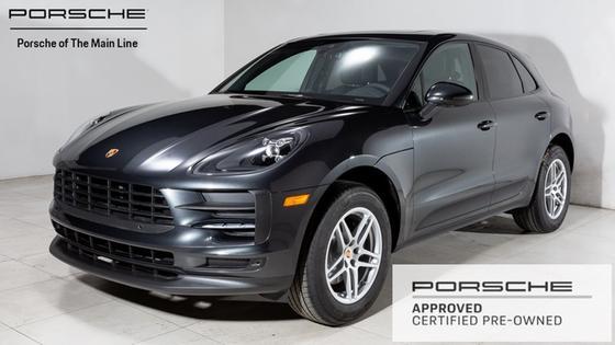 2019 Porsche Macan :20 car images available