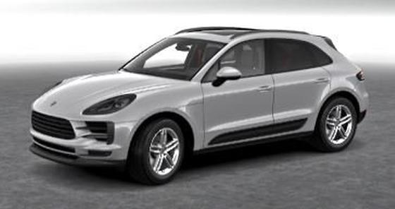2020 Porsche Macan :3 car images available