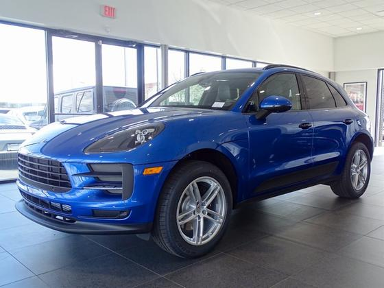 2020 Porsche Macan :14 car images available
