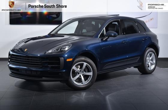 2019 Porsche Macan :16 car images available