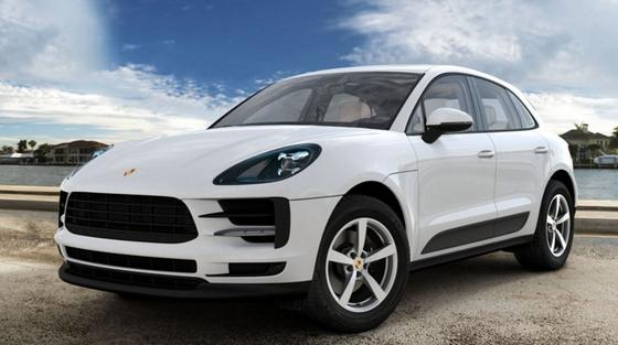 2020 Porsche Macan :2 car images available