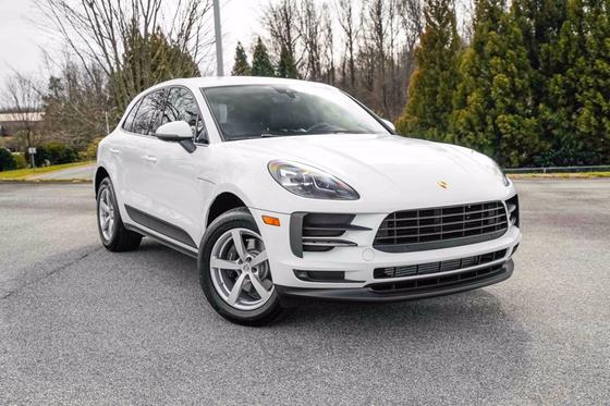 2020 Porsche Macan :24 car images available
