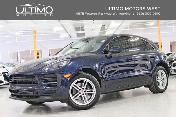 2020 Porsche Macan :6 car images available