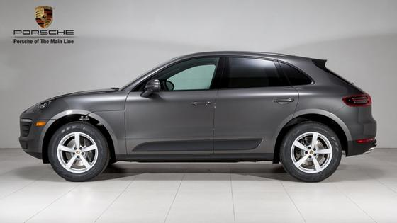 2018 Porsche Macan :20 car images available