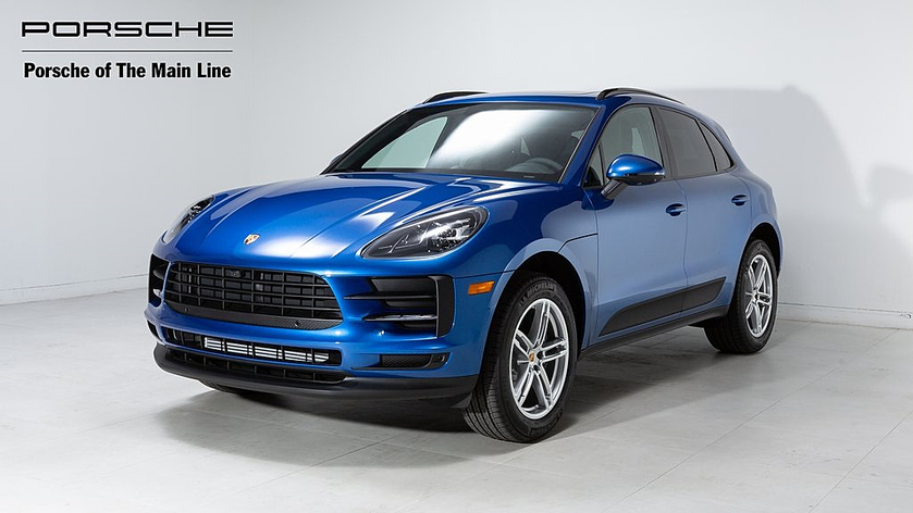 2021 Porsche Macan :22 car images available