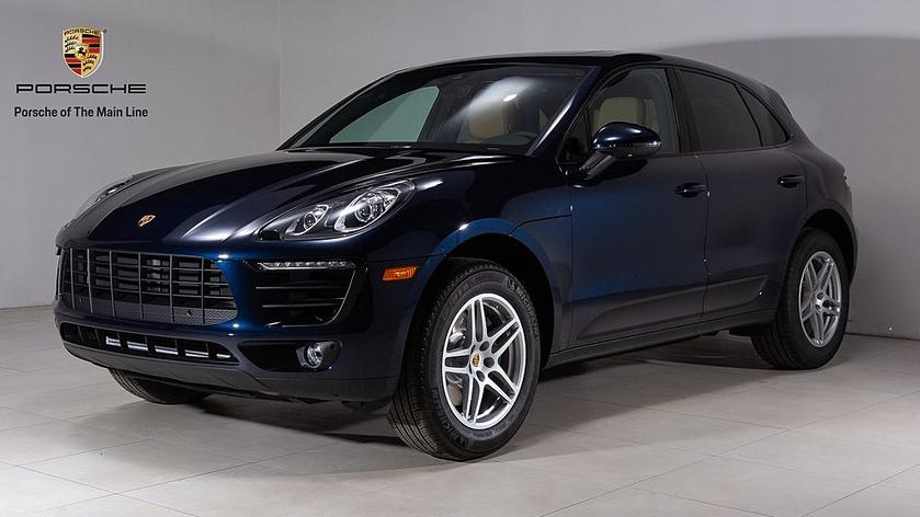 2018 Porsche Macan :23 car images available
