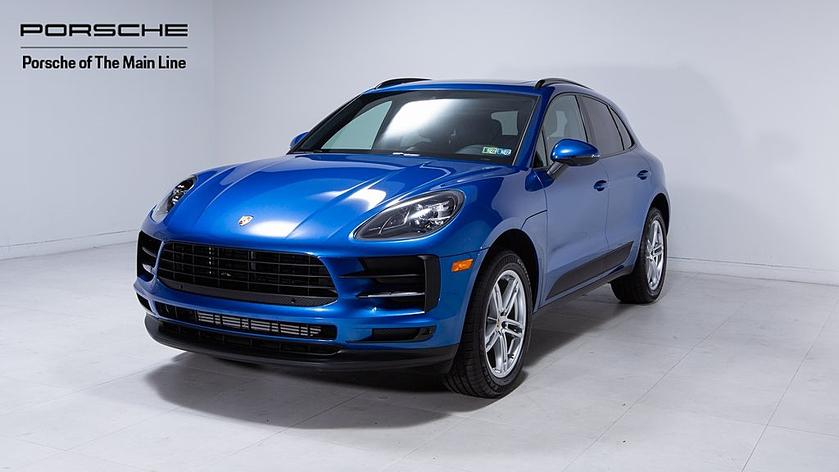 2020 Porsche Macan :21 car images available