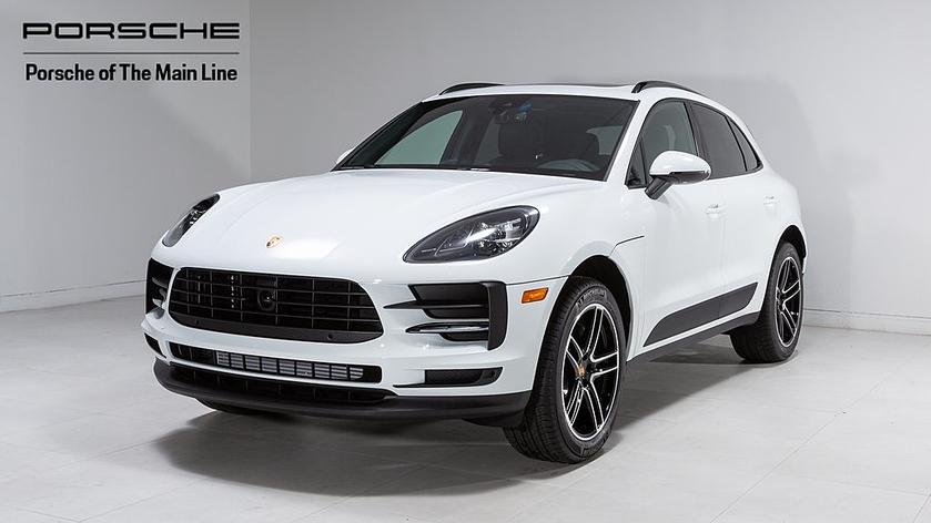 2021 Porsche Macan :23 car images available