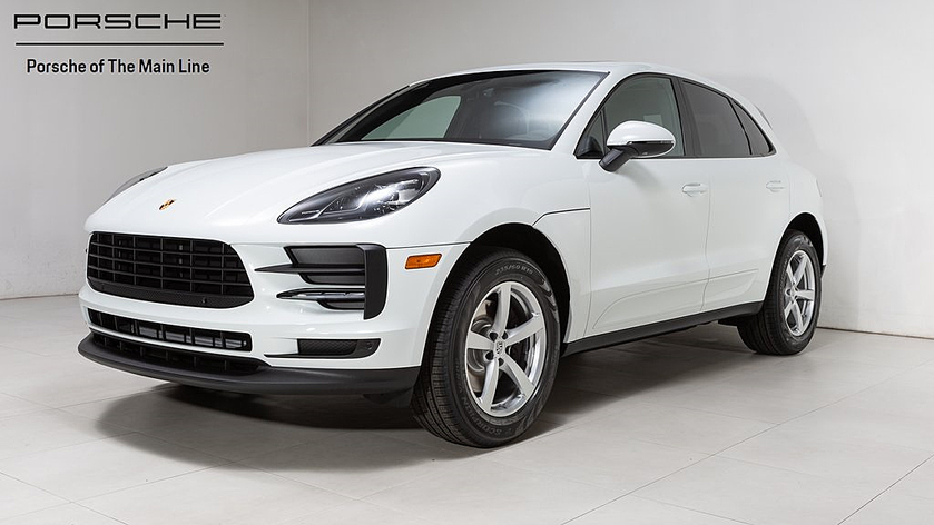 2020 Porsche Macan :23 car images available