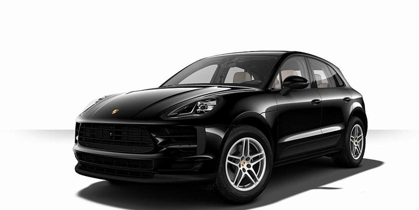 2021 Porsche Macan :4 car images available